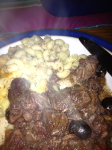 bullfighters stew