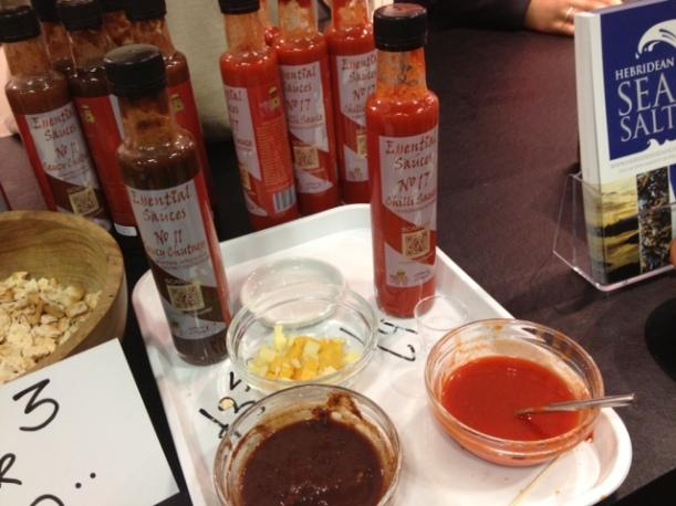essential sauces